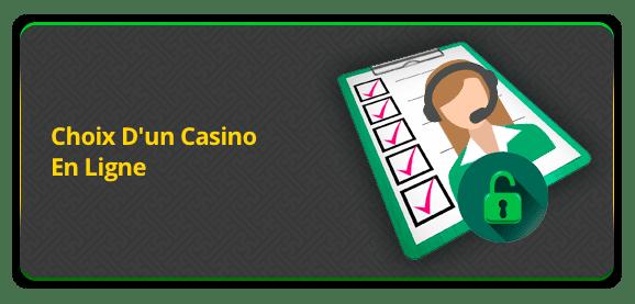 choix casino