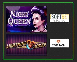 Deux Excellents Jeux Débarquent Sur Winoui Casino